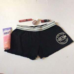 (S) VS PINK Shorts